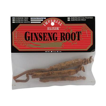 Imperial Elixir Chinese Red Shiu Chu Ginseng Root 80 Card - 1 -