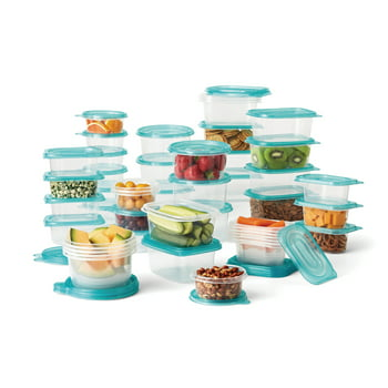 92-Piece Mainstays Food Storage Container Set