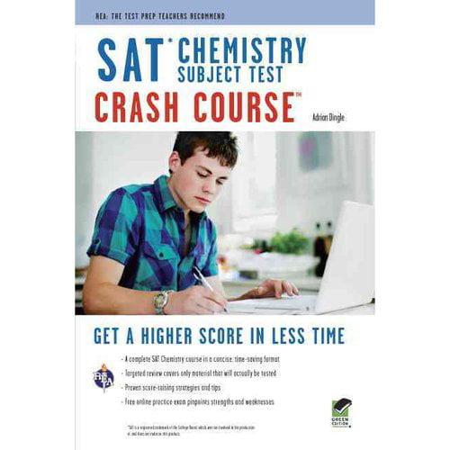 Sat Chemistry Subject Test: Crash Course