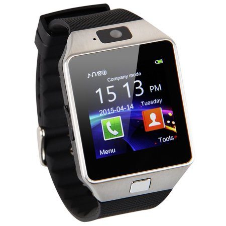 DZ09 Bluetooth Smart Watch Phone + Camera SIM Card For Android IOS