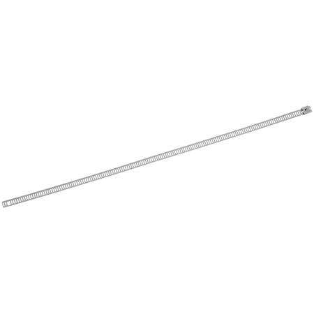 Helix Racing Products 304-0515 Ladder Style Stainless Steel Cable Ties - 14in. -