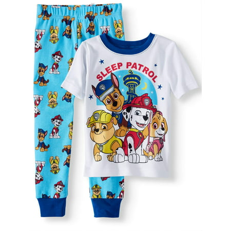 Paw Patrol Cotton tight fit pajamas, 2pc set (toddler boys)