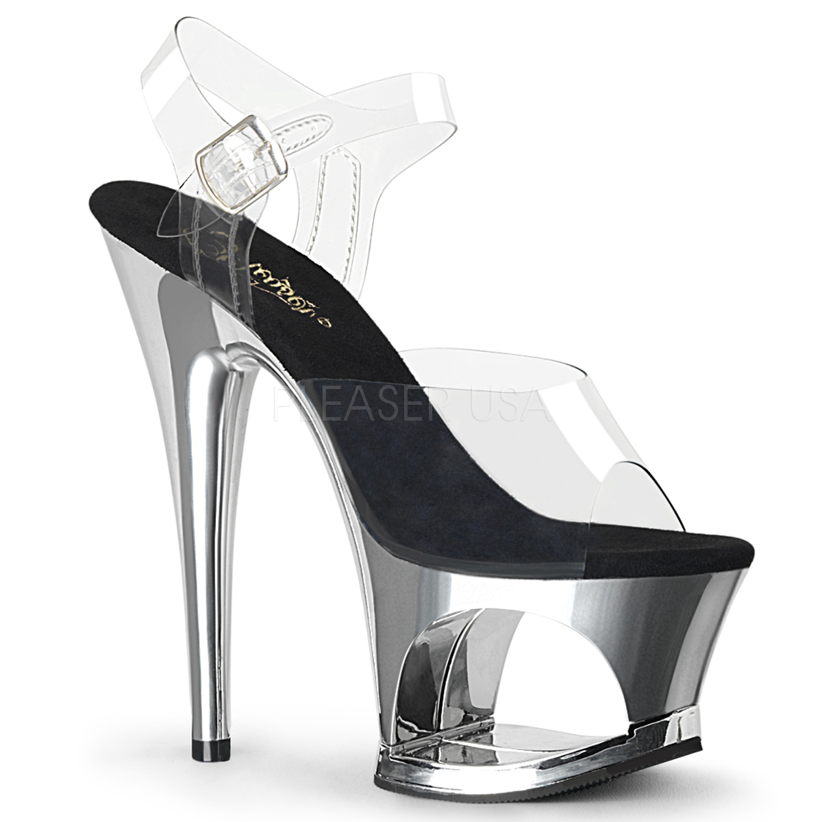Pleaser MOON-708 Economical, stylish, and eye-catching shoes