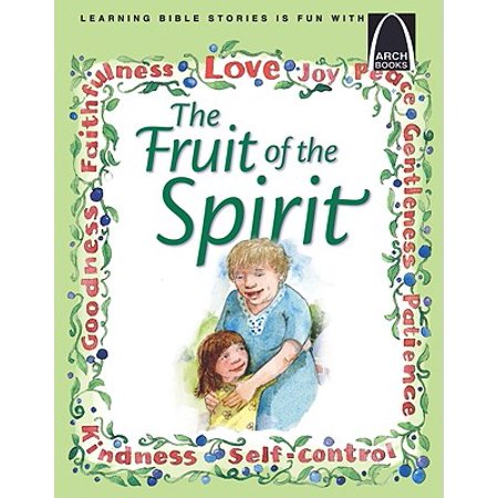 Arch Books: The Fruit of the Spirit - Fruits Of The Spirit Craft
