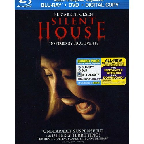 Silent House (Blu-ray + DVD + Digital Copy) (With INSTAWATCH) (Widescreen)