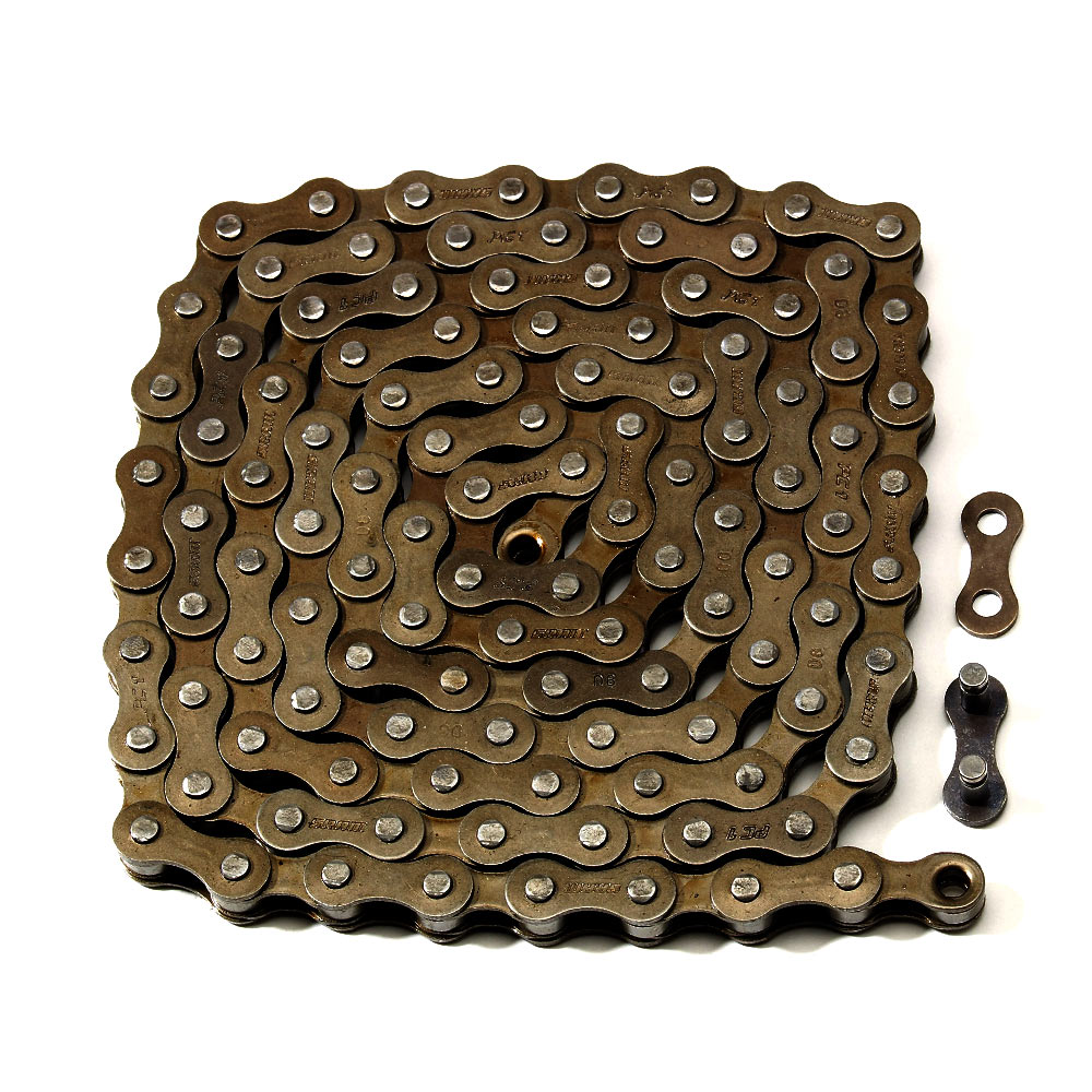 "SRAM PC-1 1/2"" x 1/8"" Chain Black 114 Links"