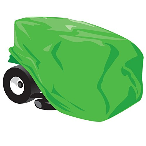 Weatherproof Lawn Mower Slip On Cover Riding Mower by Collections Etc