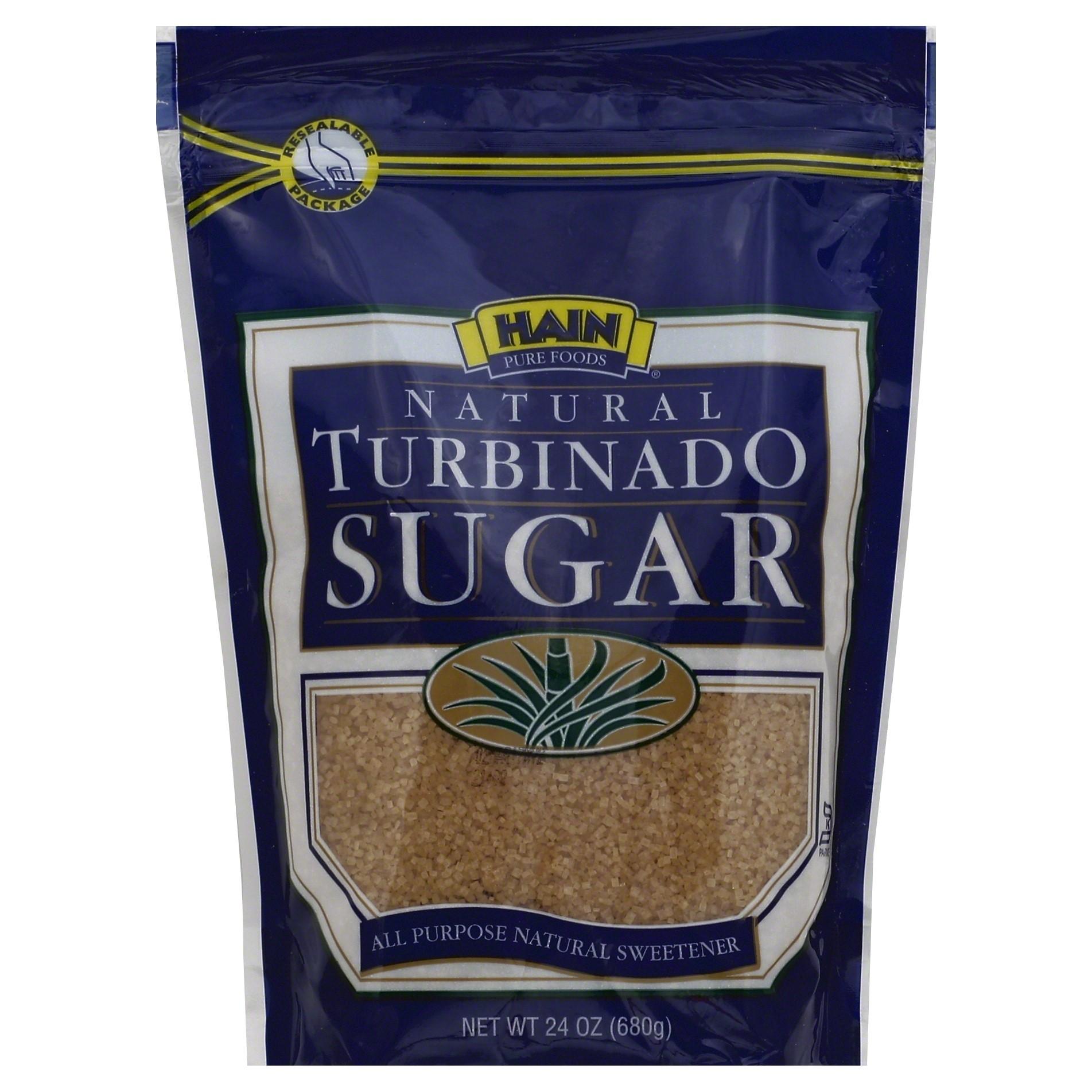 Hain Celestial Group Hain Pure Foods Sugar, 24 oz