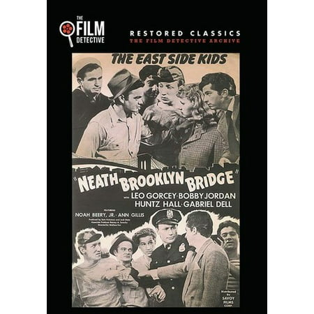 'Neath Brooklyn Bridge (The East Side Kids) (DVD) - Halloween Parties Upper East Side