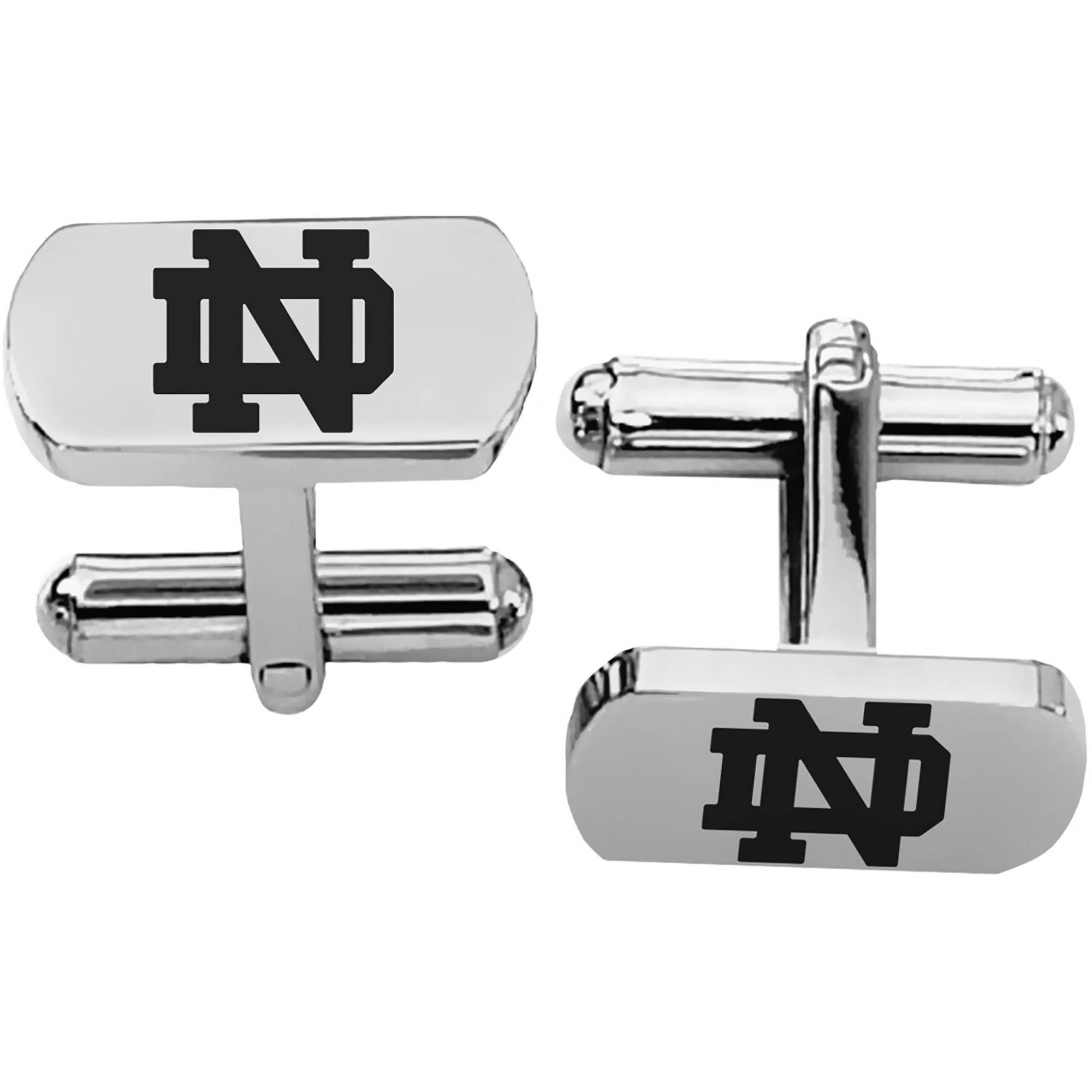 NCAA Notre Dame Fighting Irish Stainless Steel Cuff Links