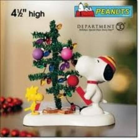 department 56 peanuts snoopy singing christmas carols - Department 56 Peanuts Christmas