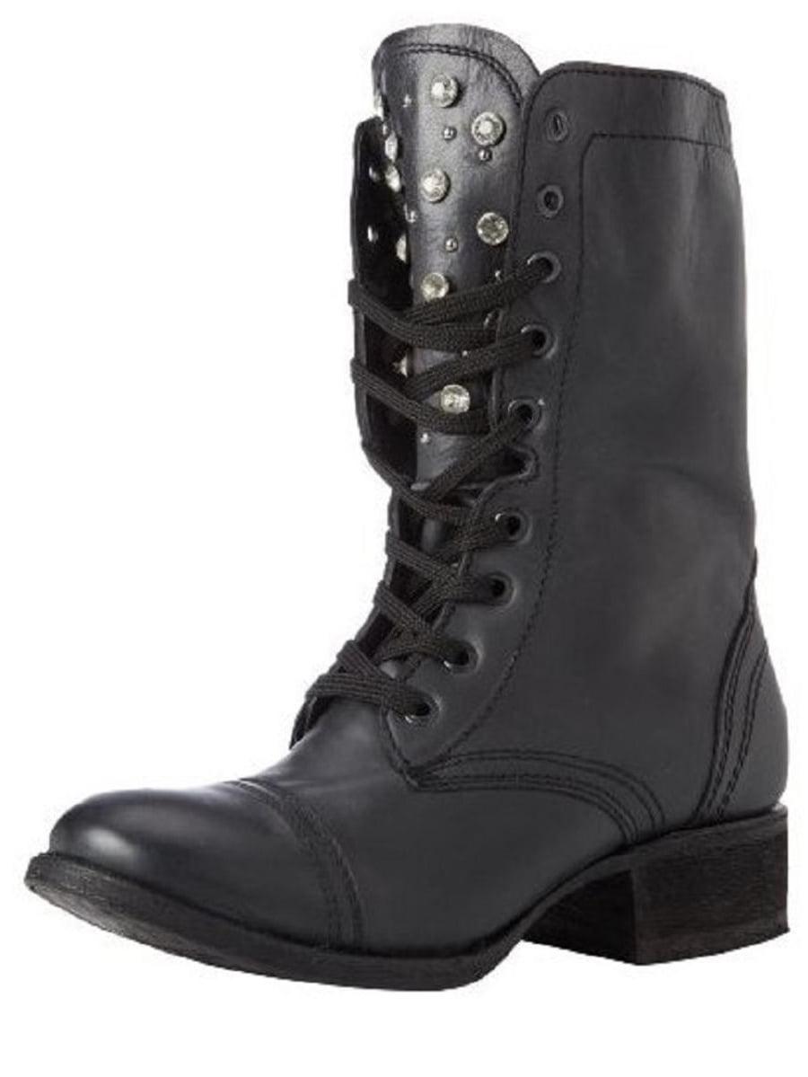 ZiGiny Fiery Womens Black Boots