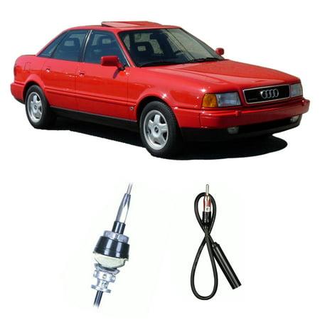 Audi 90 Series 1988-1996 Factory Replacement Radio Stereo Custom Antenna Mast