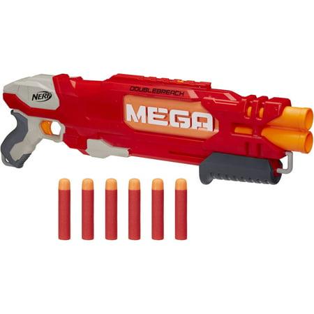 Nerf N-Strike Elite DoubleBreach Blaster Image