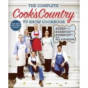 COMP COOK'S COUNTRY S8TV SHOW COOKBOOK:EVERY RE