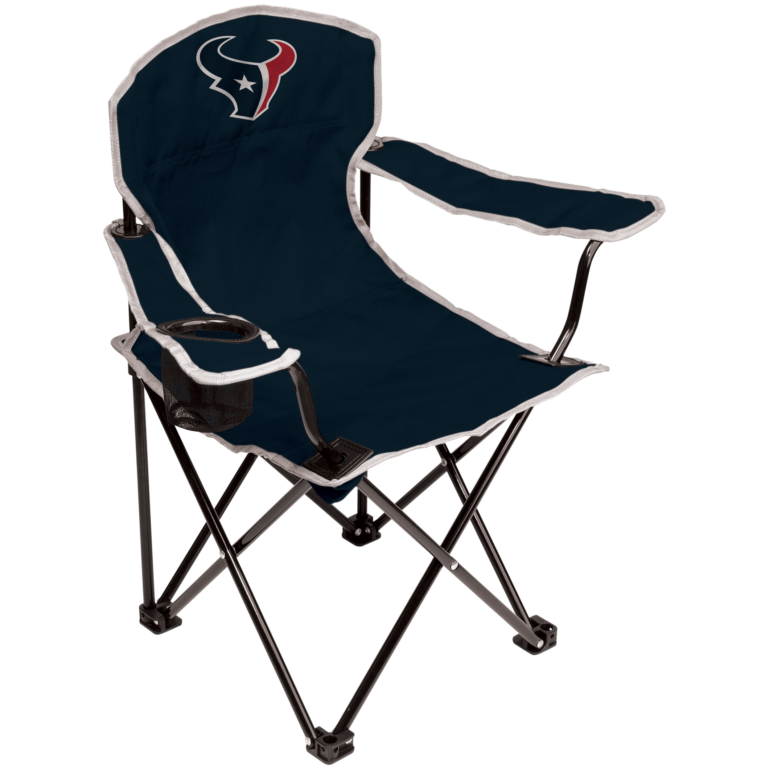 Houston Texans Coleman Youth Lawn Chair - Navy - No Size