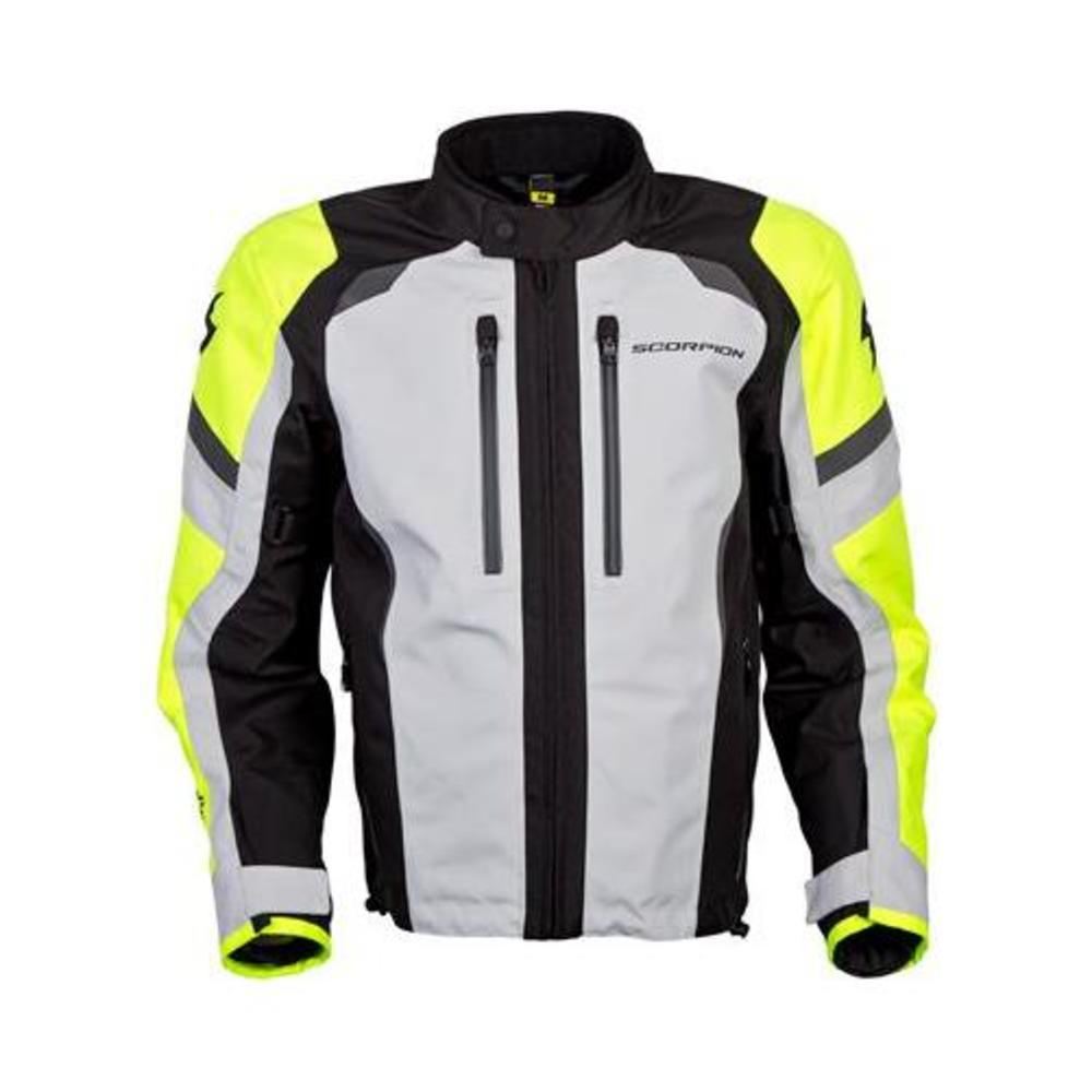 Scorpion Optima Jacket Hi-Vis (Yellow, XXX-Large)