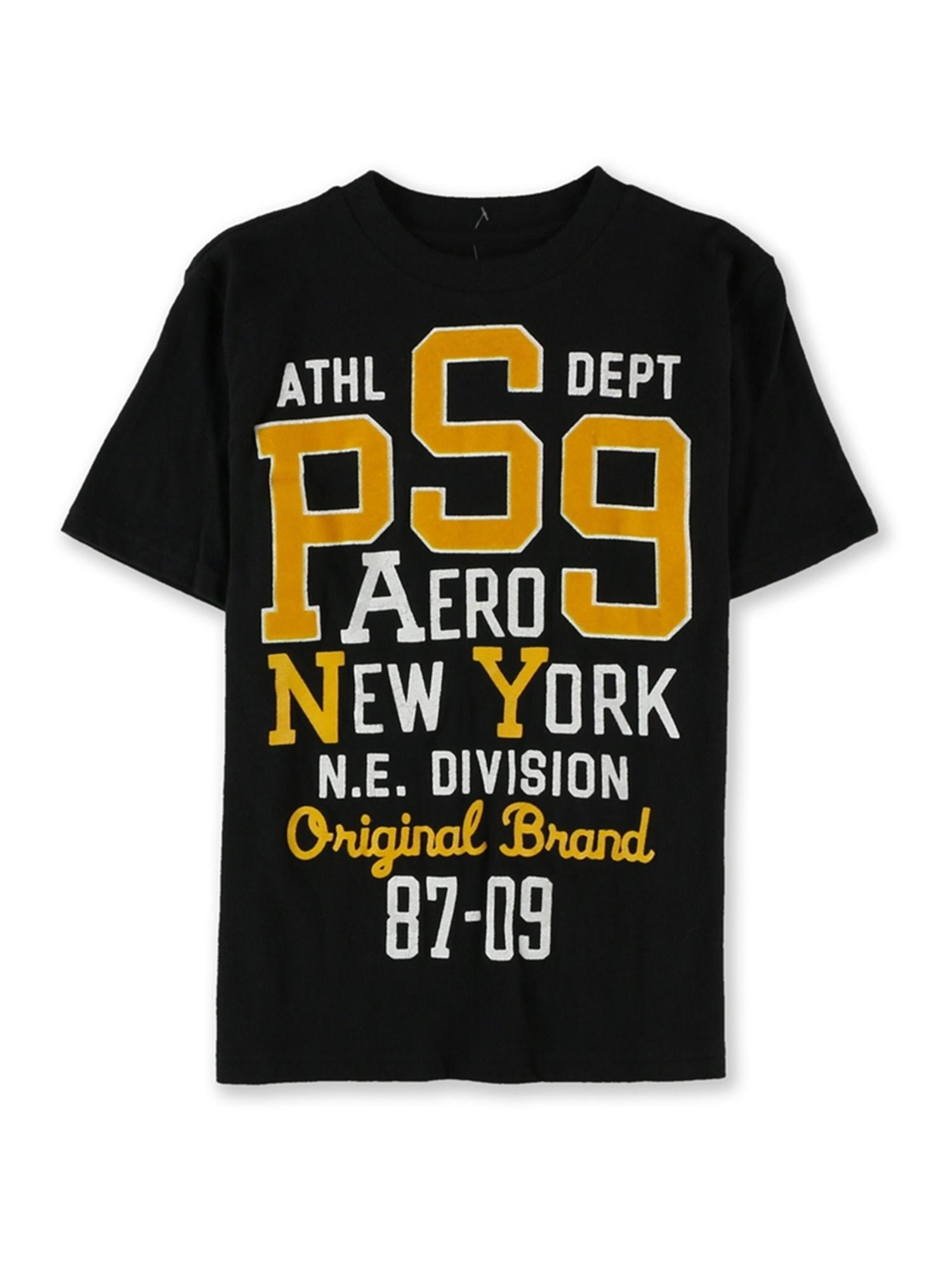 Aeropostale Boys Ps9 Ny Graphic T-Shirt
