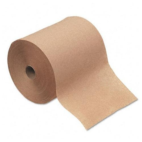 Scott Hardroll Kraft Paper Towel Rolls, Natural, 12 rolls