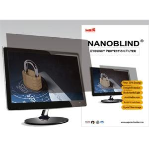 "BlindScreen Standard Screen Filter Crystal Clear, Matte - For 23.8""LCD Monitor"