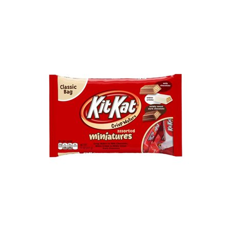 KIT KAT Assorted Miniatures, 11 oz, 3 Pack