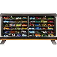 Hot Wheels Premium Collector, 50 Vehicles Display Case