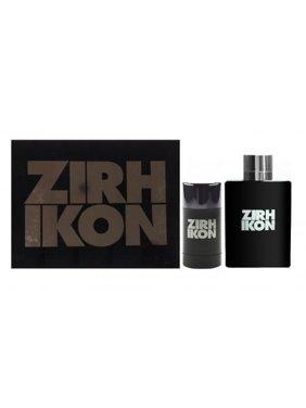 Zirh Ikon Cologne Gift Set for Men, 2 Pieces
