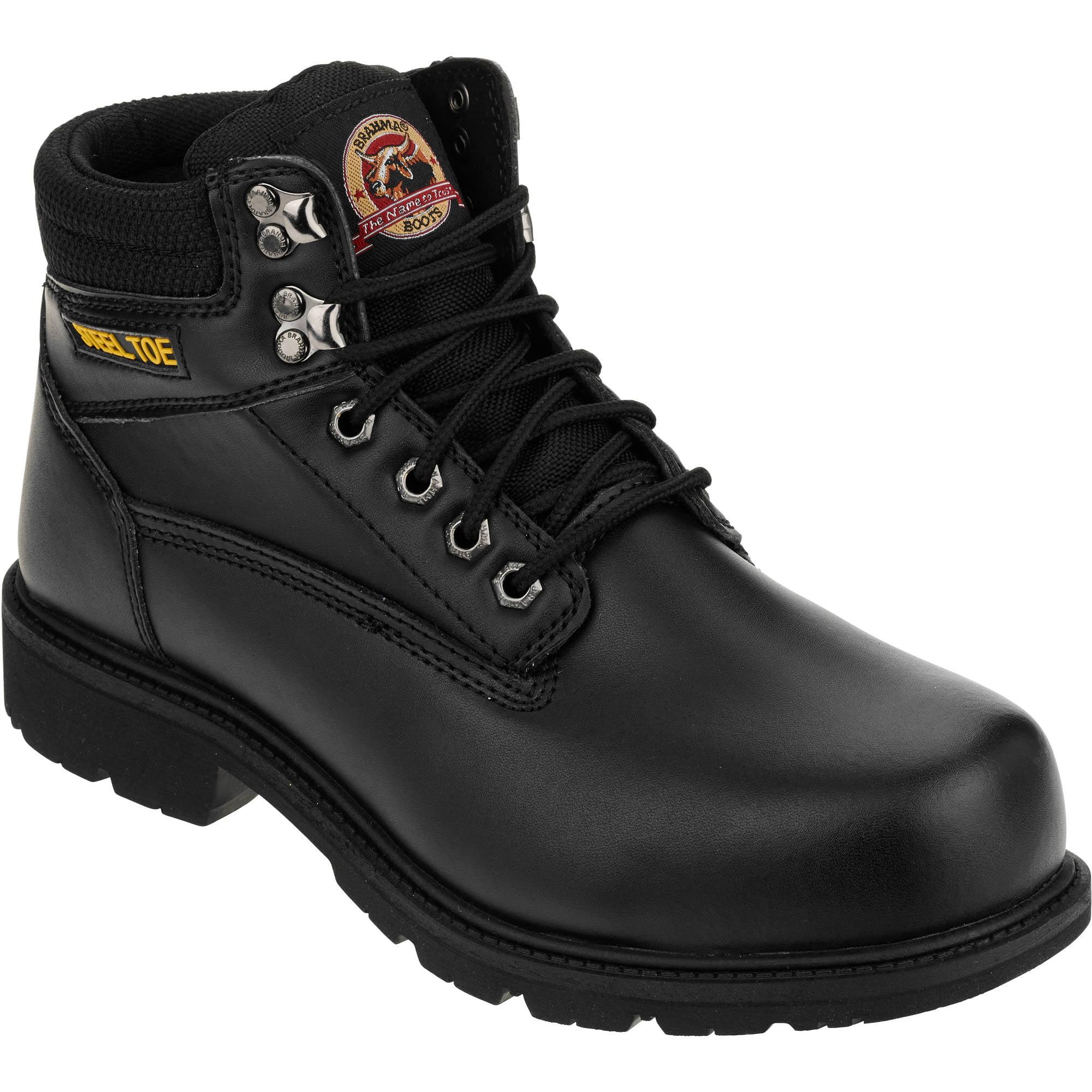 """Brahma Men's Gus Steel Toe 6"""" Work Boot"""