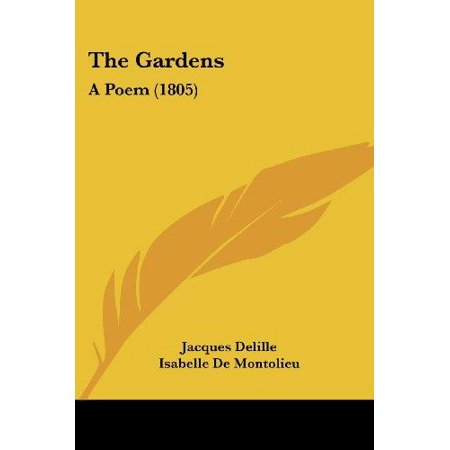 The Gardens: A Poem (1805) - image 1 of 1