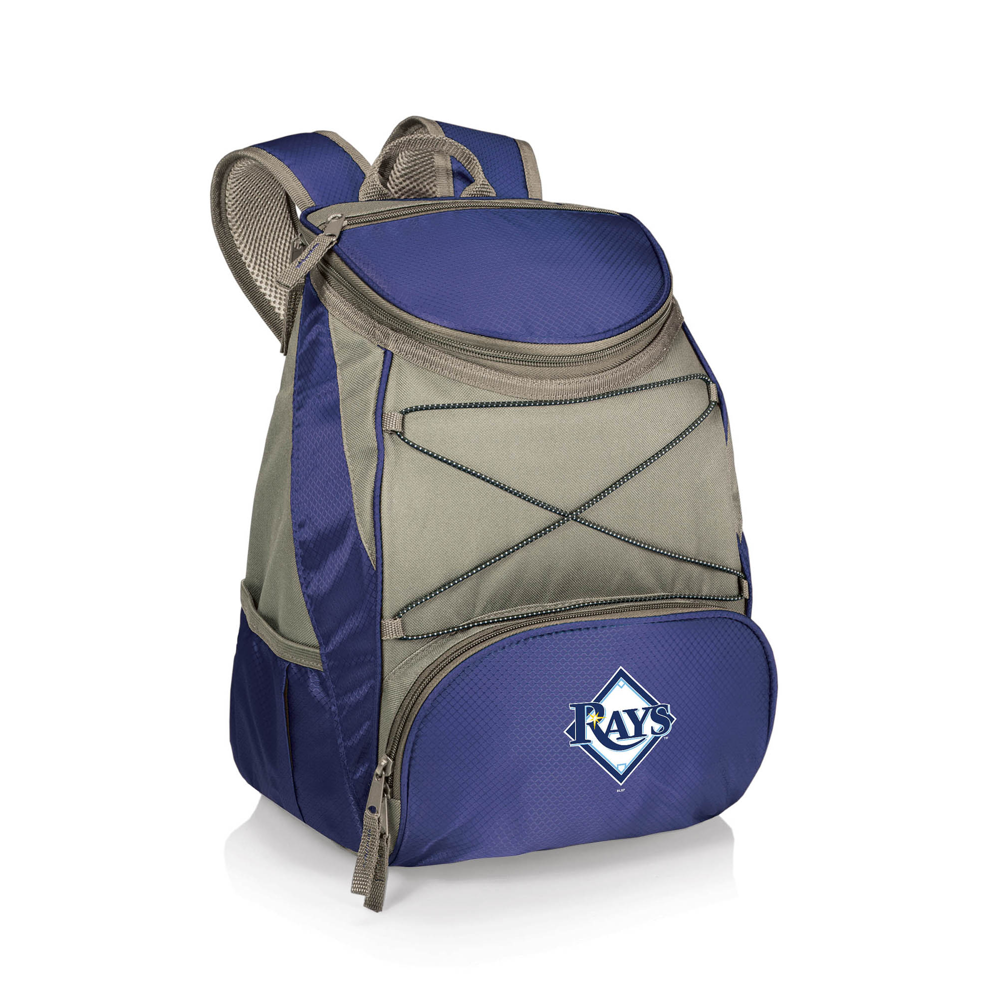 Tampa Bay Rays PTX Backpack Cooler - Navy - No Size