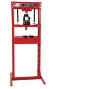 ATD Tools 20 Ton Hydraulic Shop Press 7454