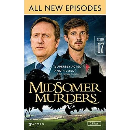 Midsomer Murders: Series 17 (DVD)](Midsomer Murders Halloween)