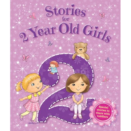Stories for 2 Year Old Girls - eBook
