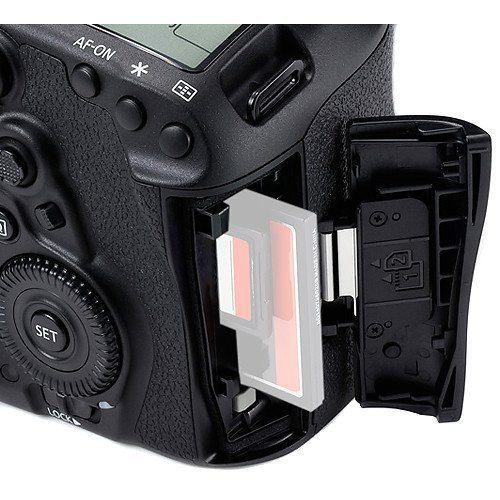 Canon EOS 5D Mark IV appareil photo reflex num?rique avec EF 24-70 mm f / 2,8L II USM Lens - Version internationale (Pas de garantie) 30PC Ensemble d'accessoires. Carte m?moire 64Go Comprend 2 + rempl - image 4 de 8