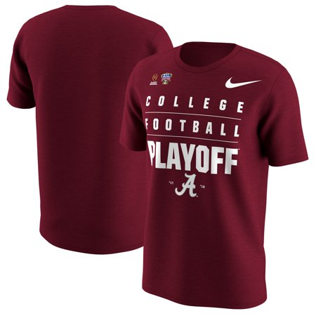 Alabama Crimson Tide Nike College Football Playoff 2018 Sugar Bowl Bound T-Shirt - Crimson ()