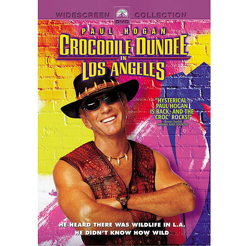 Crocodile Dundee In Los Angeles (Widescreen)