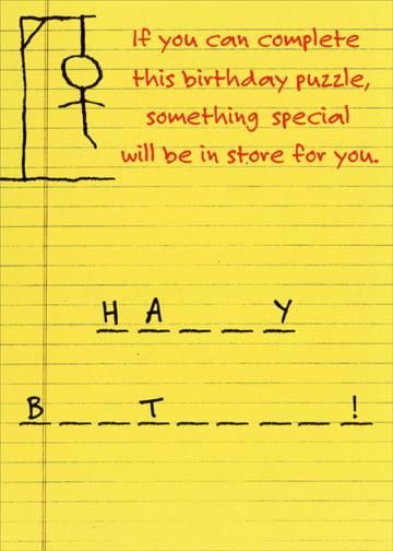 Funny Shark Birthday Card Humour