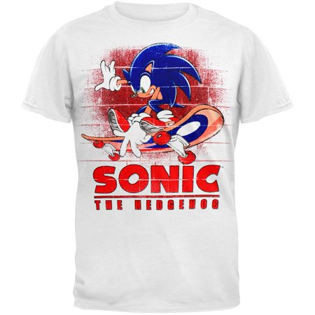 Sonic The Hedgehog - Street Skate Youth - Sonic The Hedgehog Girl