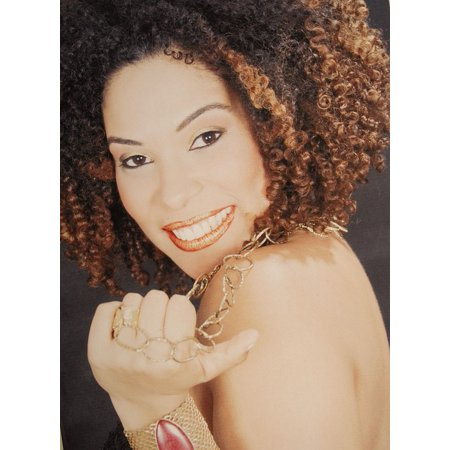 Framed Art for Your Wall Beautiful Hair Model Cosmetics Cut Woman 10x13 Frame
