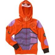 Big Hero 6 Baymax Boys Costume Hoodie