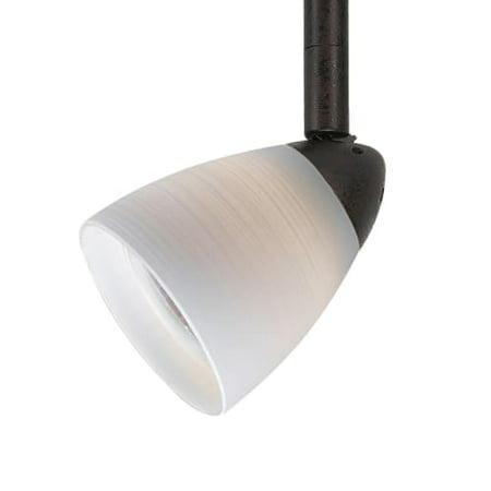 Cal Lighting Ht 954 Wsw 1 Light Line Voltage Track Head