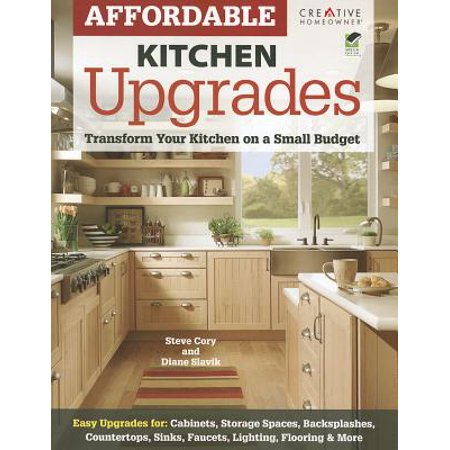 Affordable Kitchen Upgrades : Transform Your Kitchen on a Small (Decorating A Small House On A Budget)