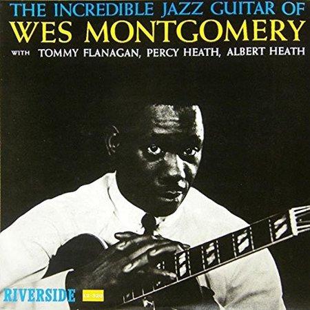 Incredible Jazz Guitar (CD) (Wes Montgomery Trio)