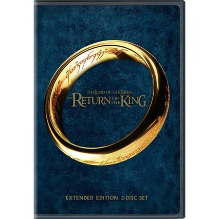 The lord of the rings: the return of the king (extended edition.