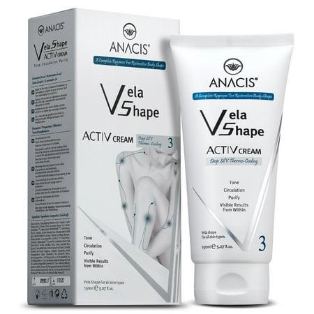 Cellulite Control Cream Active Body Firming Tightening Toning. Anacis (Control Cream)