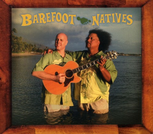 Barefoot Natives - Barefoot Natives [CD]