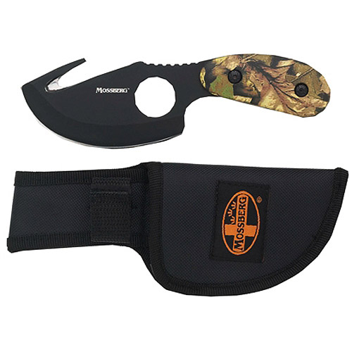 Mossberg Fixed Guthook Skinning Knife