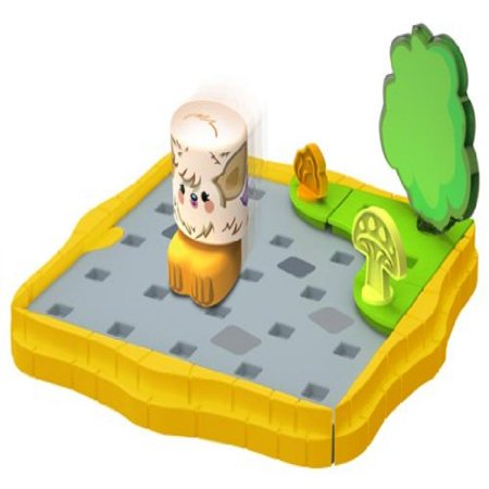 Moshi Monsters Bobble Bots Playset Cobblestone Corner Starter Set with Squidge 250 (Moshi Monsters Codes For Rox That Work)
