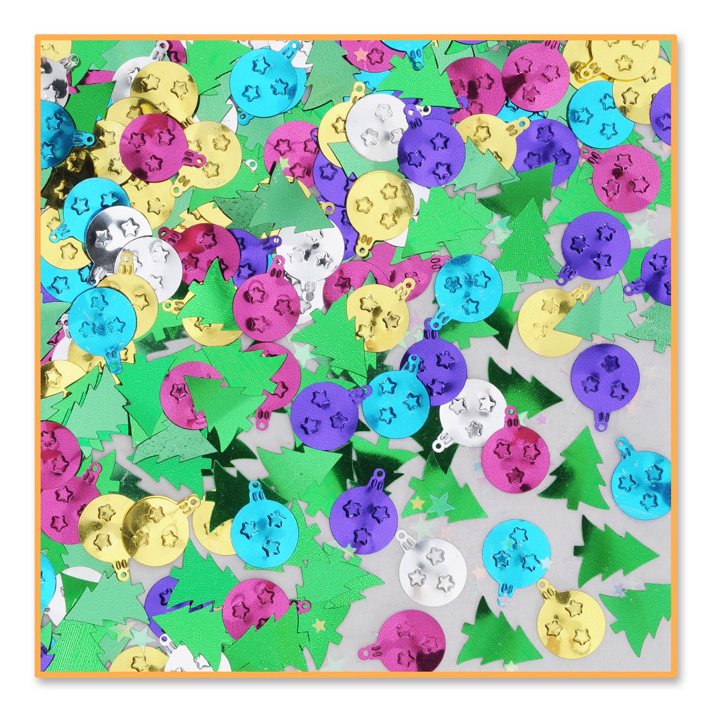 Trim A Tree Confetti (Pack of 6) - image 1 de 1