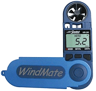 Weatherhawk WM-200 WindMate Anemometer with Wind Direction by
